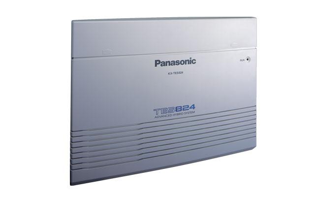 Centrales telefónicas Panasonic
